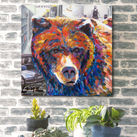 Bear painting01
