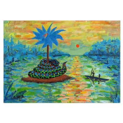 yacumama painting cover