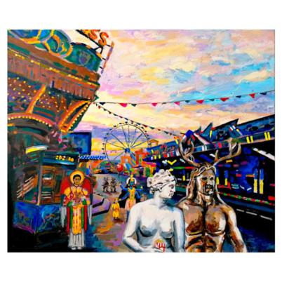 Jahrmarkt artwork