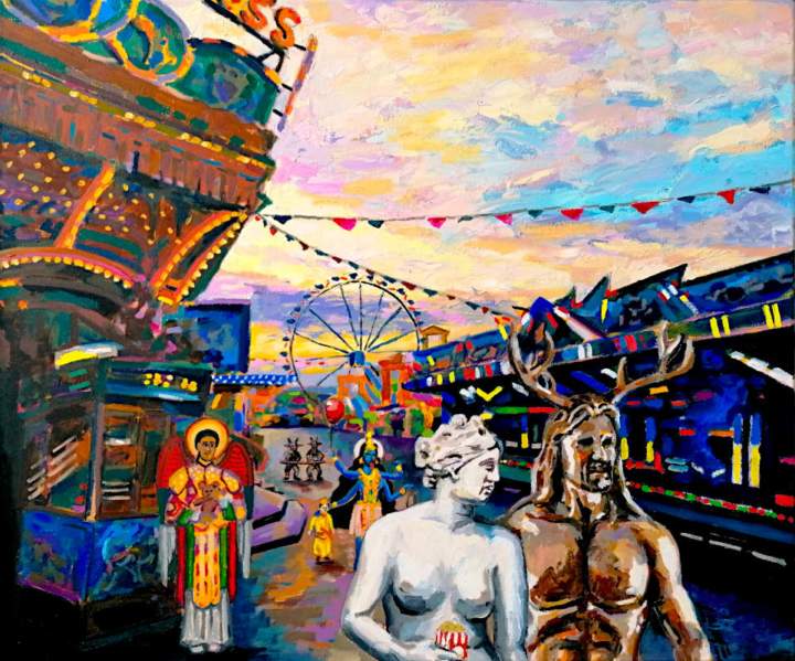 Funfair artwork by Arturo Laime 800px
